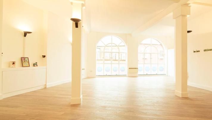 Yoga West, London, Acton, Turnham Green, jivamukti, strong practice
