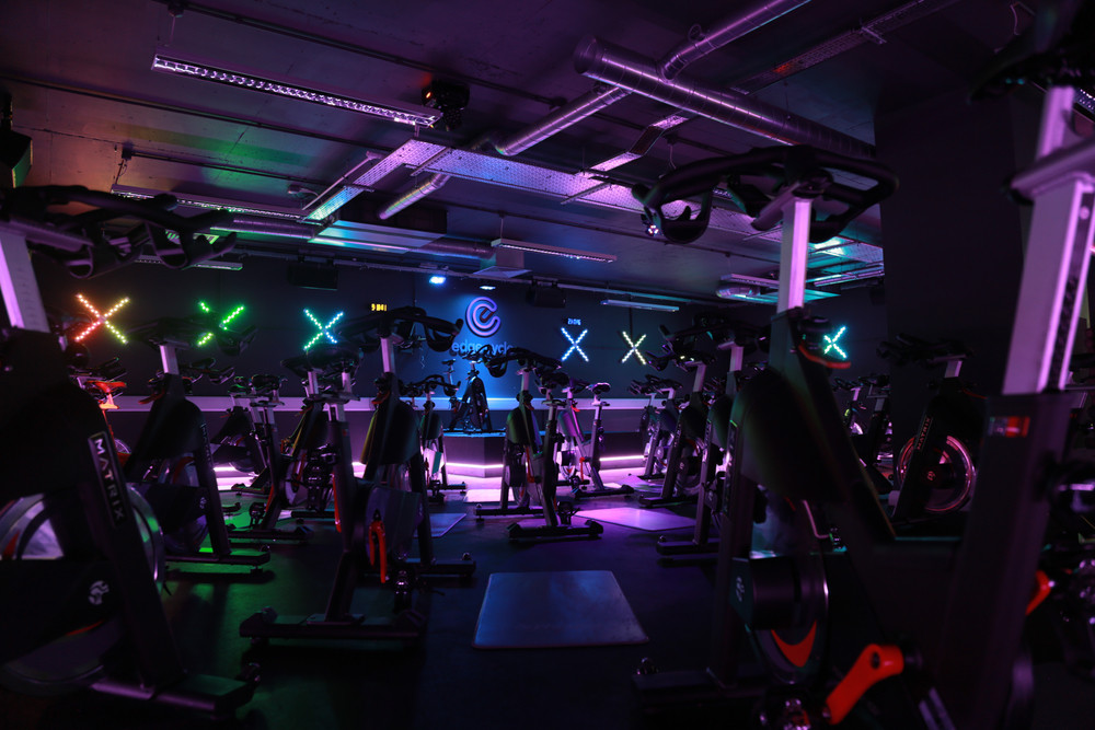 Edge Cycle, Edge spin studio, London, fitness