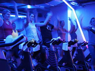 Psycle -- London's answer to the Soul Cycle craze