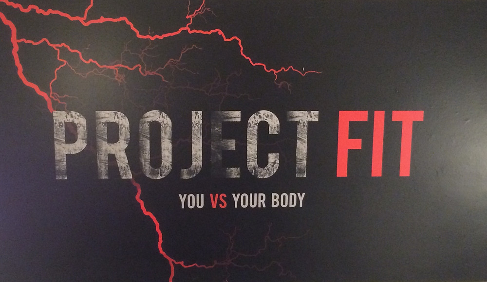 Project Fit, London, fitness, HIIT training, TRX, City of London