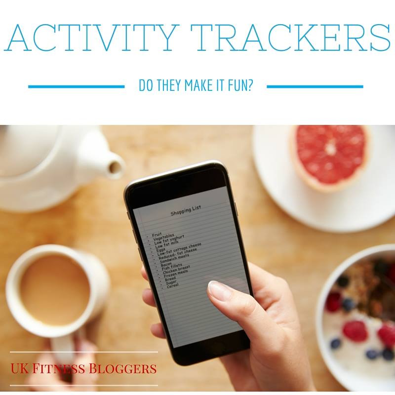 activity trackers, tracking fitness, fitness, healthy living, health and wellness, UK Fitness Bloggers