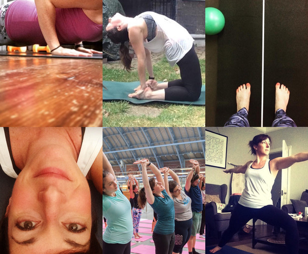 5 things I learned from 30 days of yoga