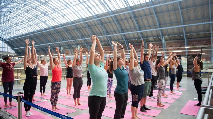 10 days of yoga (so far...)