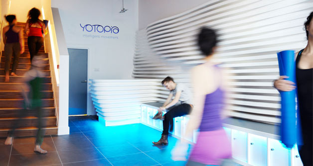 yoga, yotopia, London, fitness, lifestyle, vinyasa flow