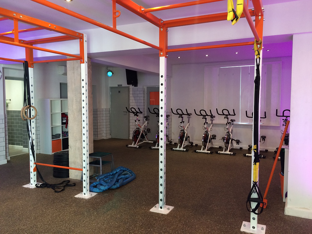 GymClass London, HIIT, Fitness London