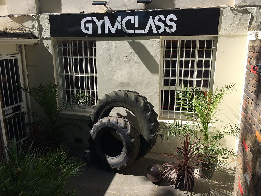 GymClass London, fitness, HIIT London, resistance training London
