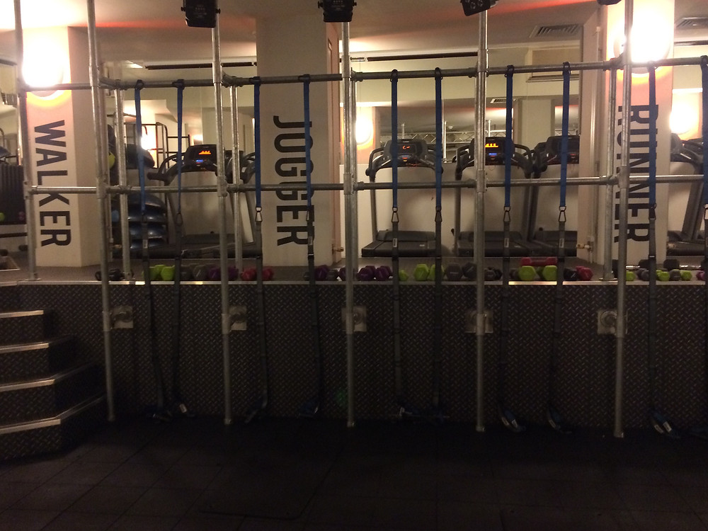 Project Fit, fitness, HIIT, TRX, City of London