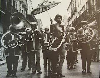 Soggy Playlist 2: Brass Bands
