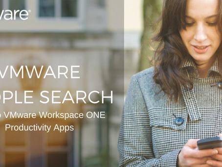 People search by VMware
