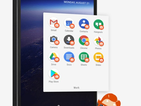 Google Announcement for Device Administrator Deprecation for Android