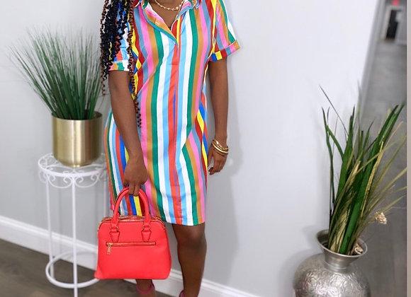 Bratz Polo Color Dress