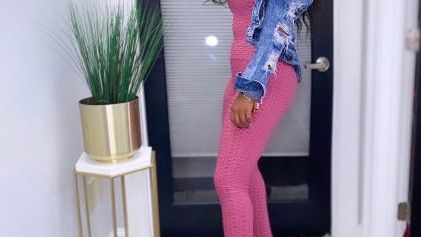 Lea Bubble Jumpsuit
