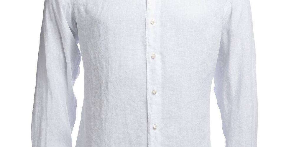 FIJI Linen Shirt White