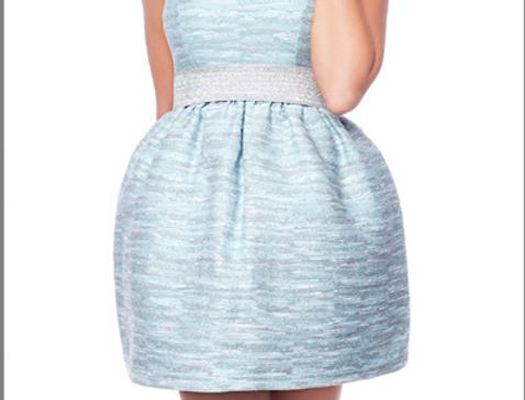 Baby Blue Dress Madness
