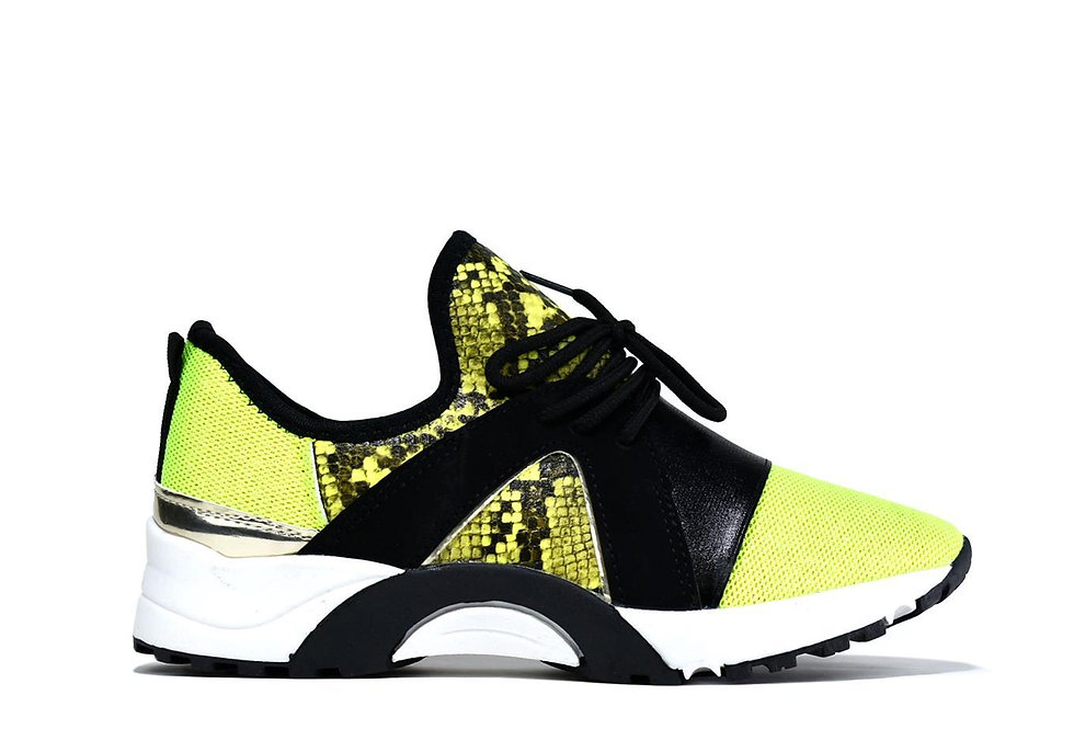 Amari Trainer Yellow