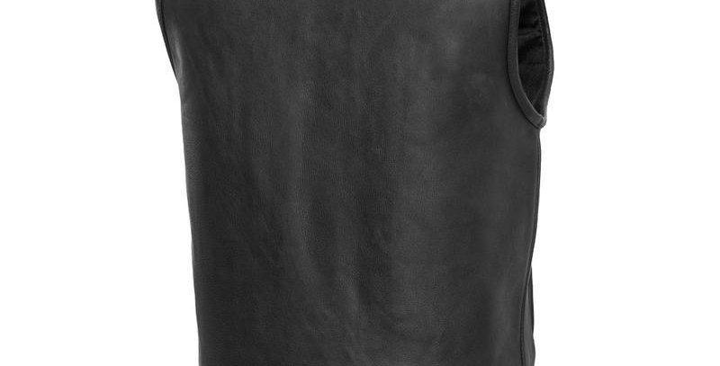 MKL - Highside Men's Motorcycle Leather Vest