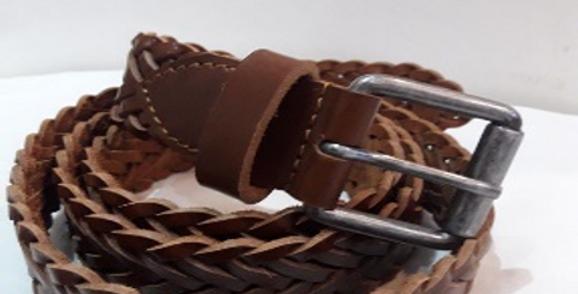 MKL Mens AZB001C Leather Belt (25-Pack)