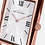 Thumbnail: Classique Rose Gold 36mm With Tentant Strap