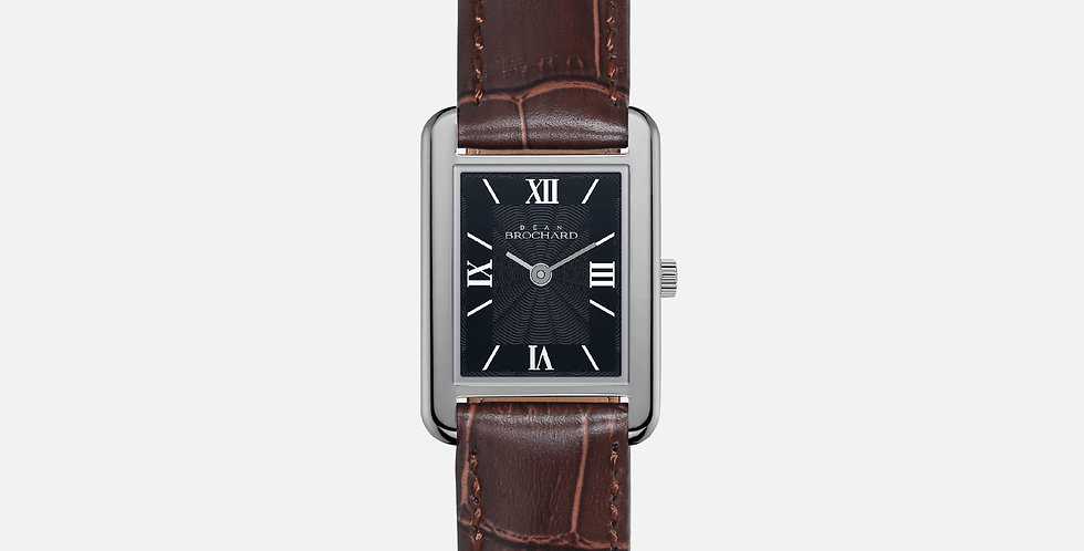 Classique Silver 26mm With Tentant Strap