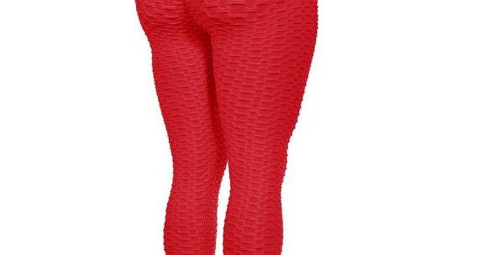 Bentley Leggings - Red