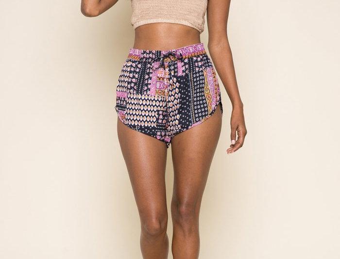 Gigi Drawstring Shorts