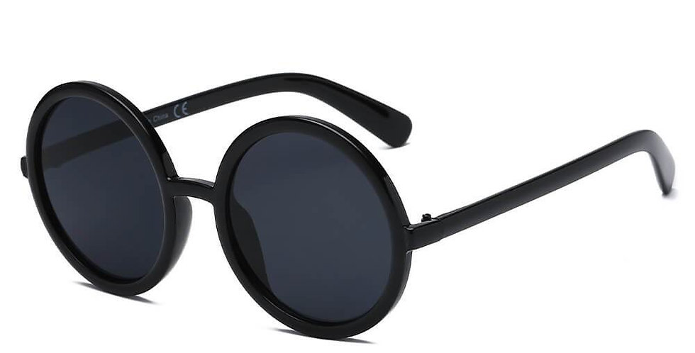 INDIANA | S1074 - Women Round Oversize Sunglasses