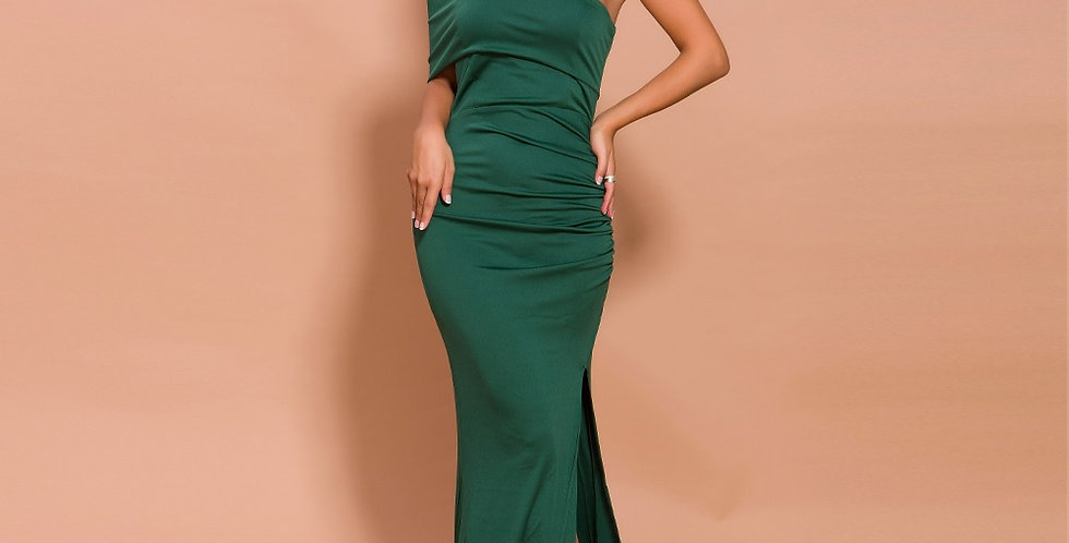 Green Evening Gown