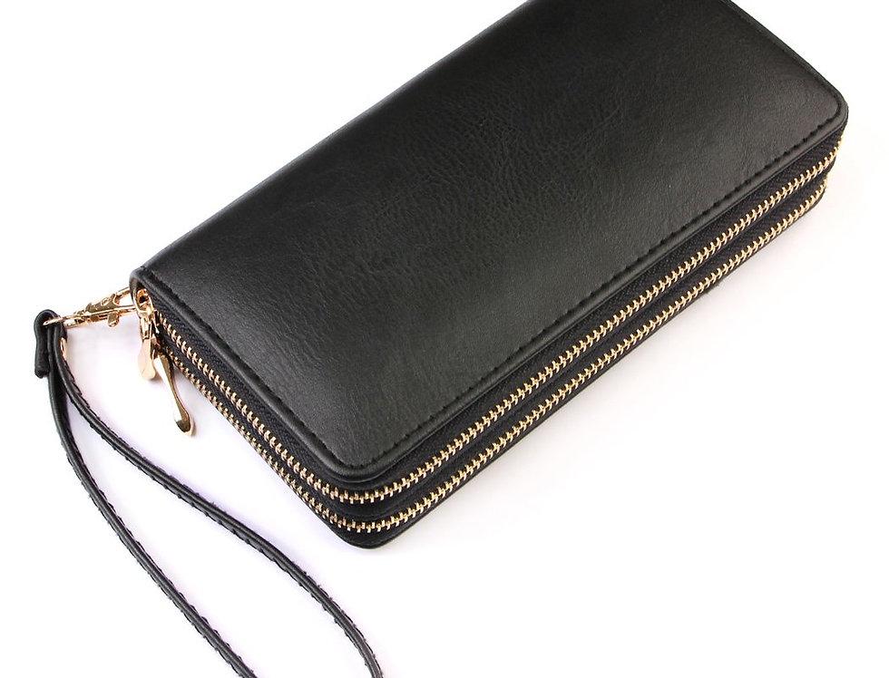 Hdg2000 - Double Zip Around Wallet