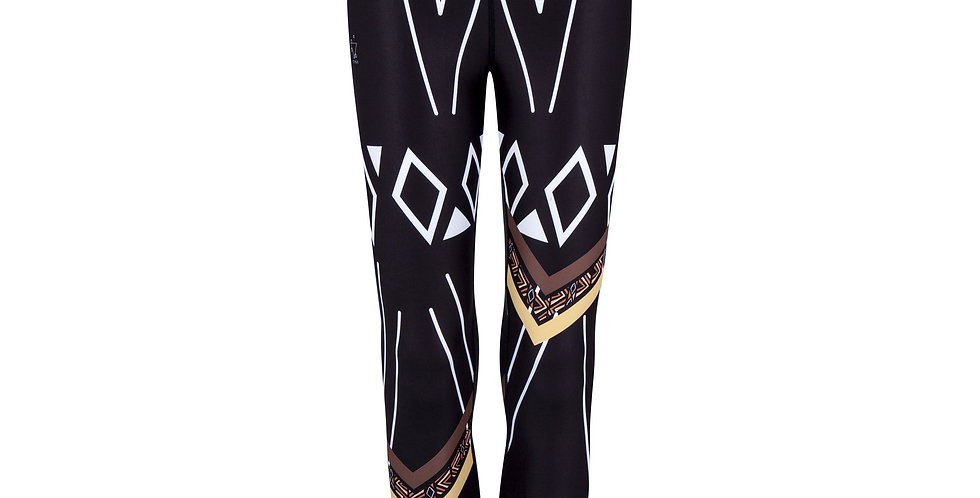 Ibeekay Splash Leggings