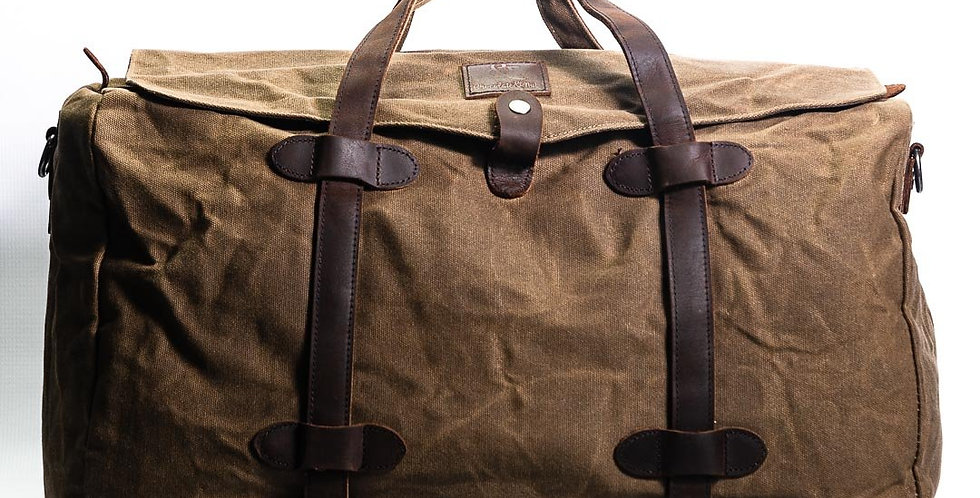 Denver Canvas Duffle Bag