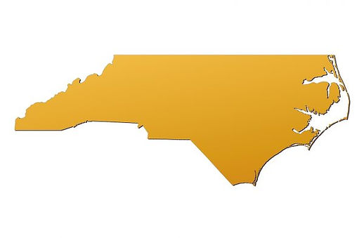 bigstock-North-Carolina-gold-map-600x393