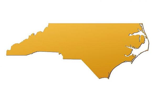 bigstock-North-Carolina-gold-map-600x393