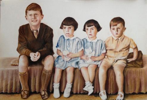 Old Family Portrait