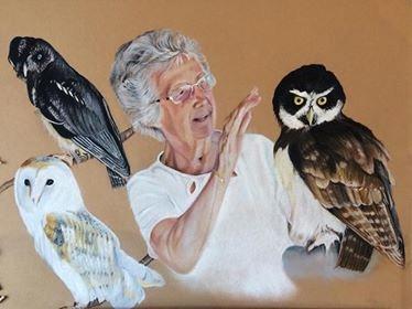 Loving the owls