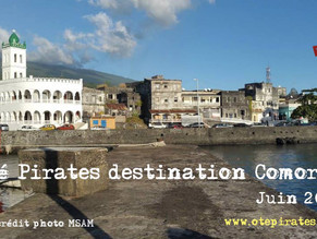 Oté Pirates Destination Comores