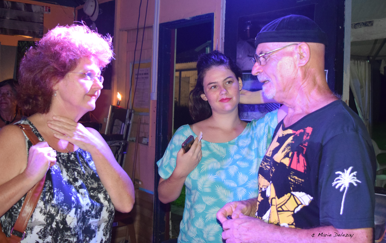 Louna, sa maman & Didier
