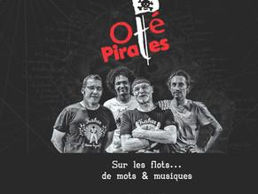 Un livre consacré à Oté Pirates par Tony Defaud
