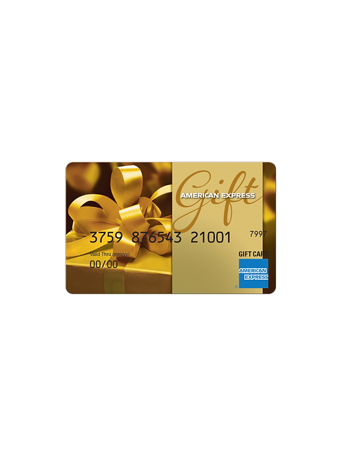 $500 American Express Gift Card