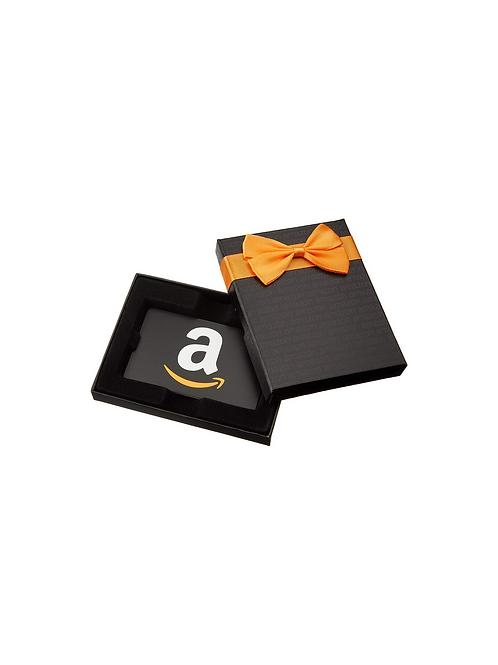 $500 Amazon Gift Card