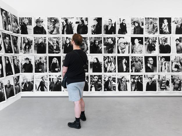 """WIR"" at the Gerrit Rietveld Academie graduation show 2019."