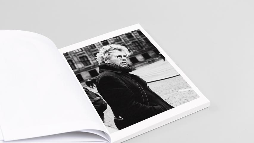 """WIR"" page 26 / 96 24 x 32 centimeter double inkjet print on Munken polar rough 120 gsm"