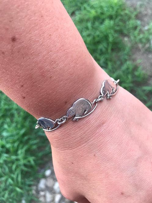 Muskrat Line Bracelet