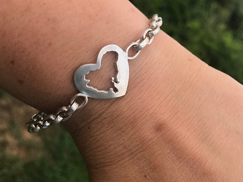 Heart of Dorchester Bracelet