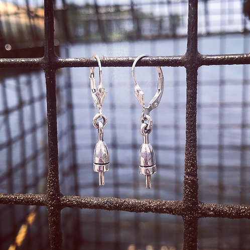 Oh Buoy! Leverback Earrings