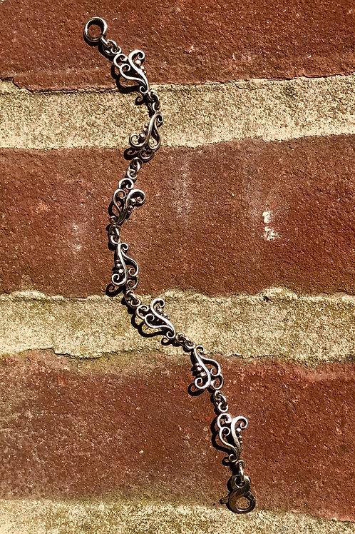 Mermaid Link Bracelet