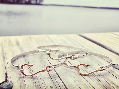Hooked Bracelet