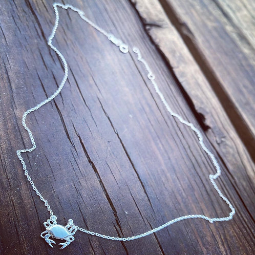 Lil' Crabby Necklace