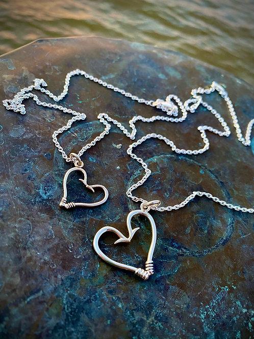 Lover's Hook Necklace