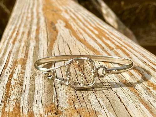 #110 Muskrat Trap Bracelet