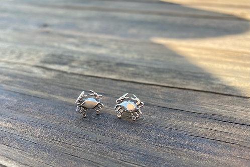 Lil' Crabby Stud Earrings